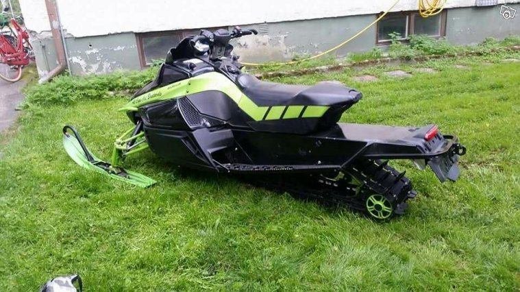 Arctic Cat F8 SnoPro Limited Edition