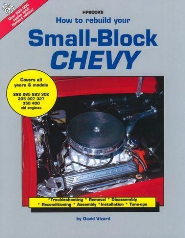Renovering av CHEVROLET Small-Block