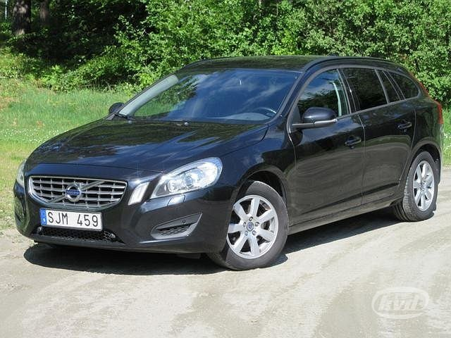 Volvo V60 D3 Kinetic (GPS+136hk) -13