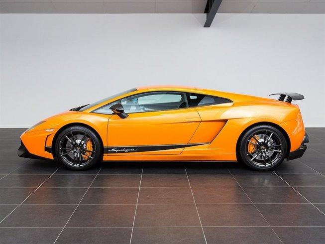 Lamborghini Gallardo LP 570-4 Superleggera / -10