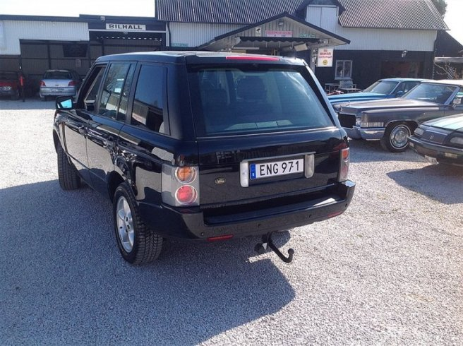 Land Rover Range Rover Evoque LYX SUV MED ALL -03