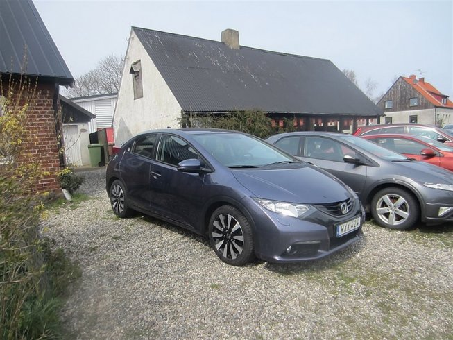 Honda Civic 1,6 Sport -14