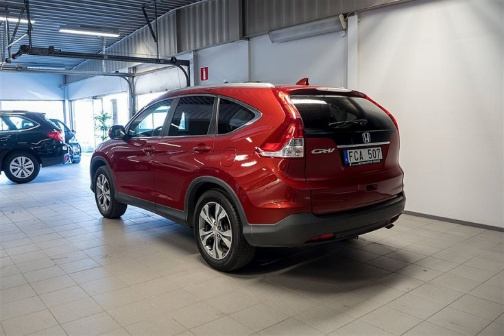 Honda CR-V 2,2 i-DTEC Executive Navi Aut -13
