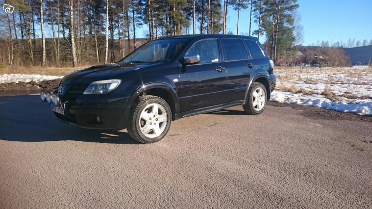 Mitsubishi outlander 2.0 turbo -05