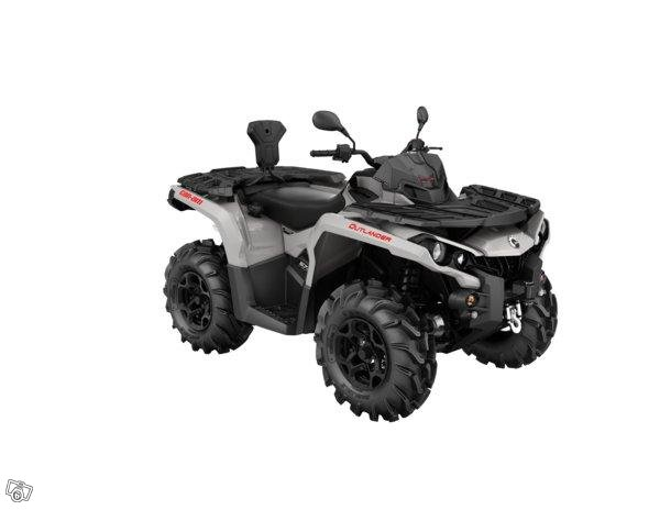 Can-Am Outlander PRO T3 570 - 17
