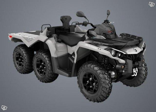 Can-Am Outlander 6x6 650 DPS T3 - 15