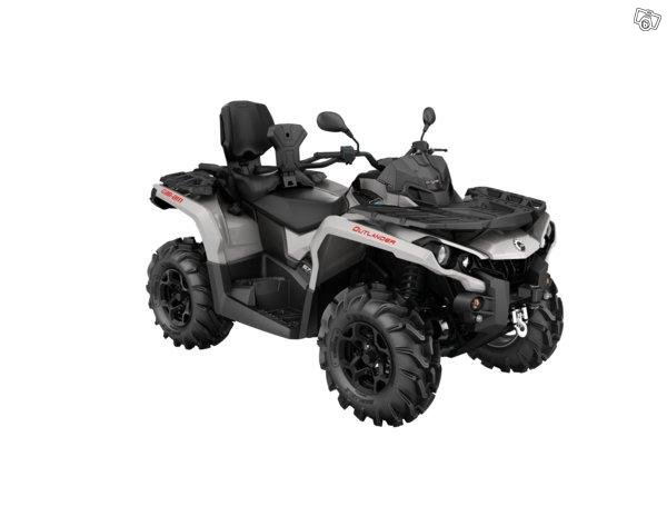 Can-Am Outlander MAX PRO T3 570 - 16