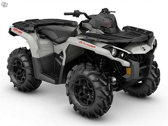 Can-Am Outlander 650 Pro - 16 Kampanj