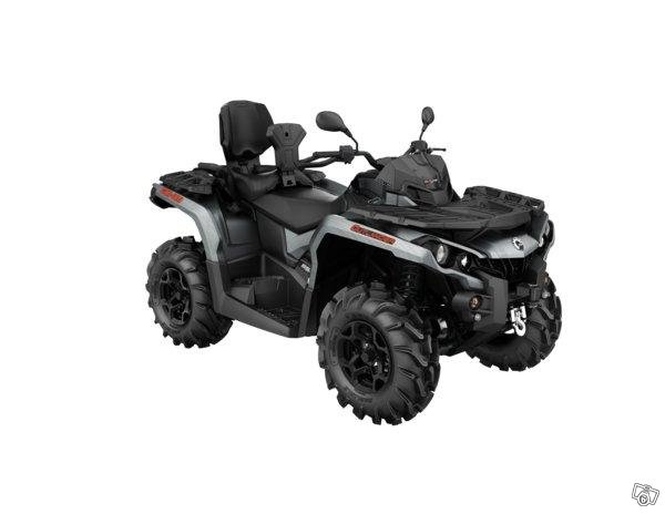 Can-Am Outlander MAX PRO T3 650 - 16