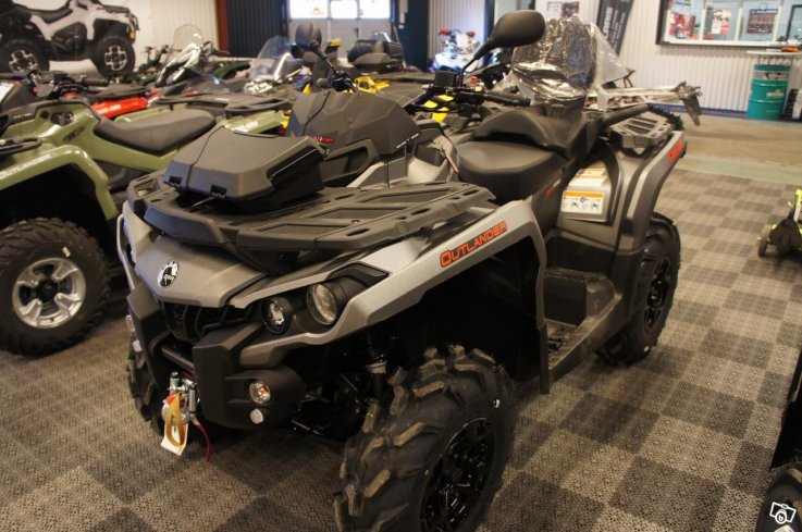 Can-Am Outlander 650 Max Pro T3 2016 Ny