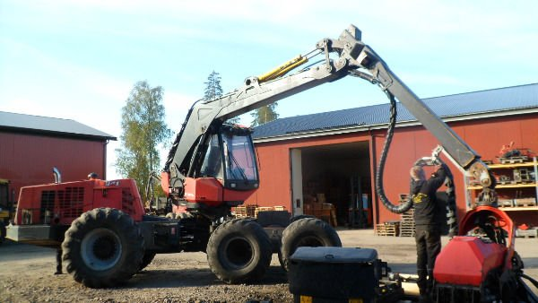 Valmet 941 BREAKING FOR SPARES