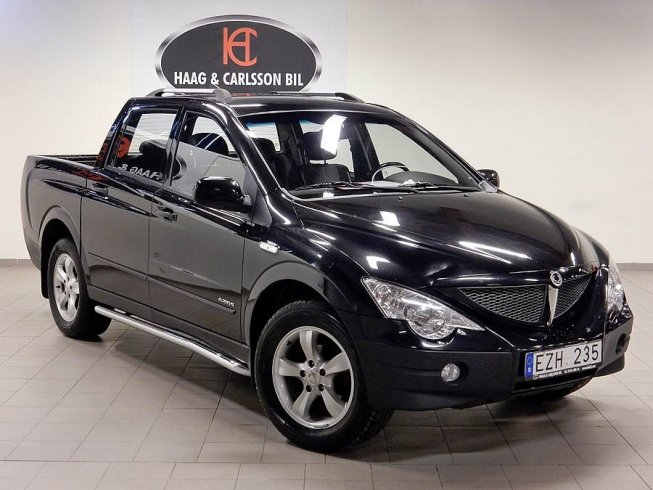 SsangYong Actyon Sport 2 4Wd -09