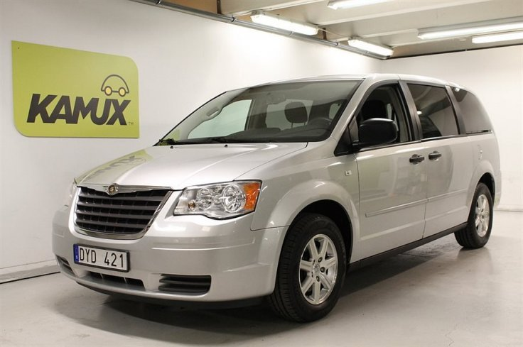 Chrysler Grand Voyager 2.8 CRD 7-sits STOW N -08