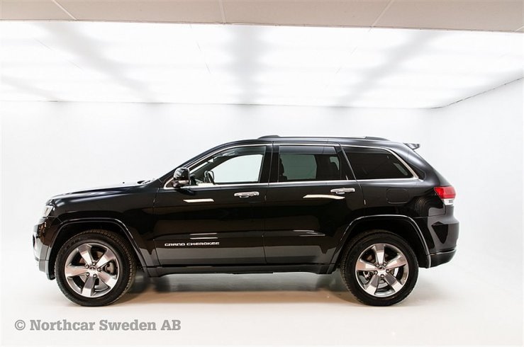 Jeep Grand Cherokee 3.0 CRD 250HK Overland AT -15