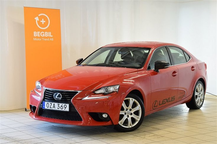Lexus IS 200t Sport PCS/ACC -16