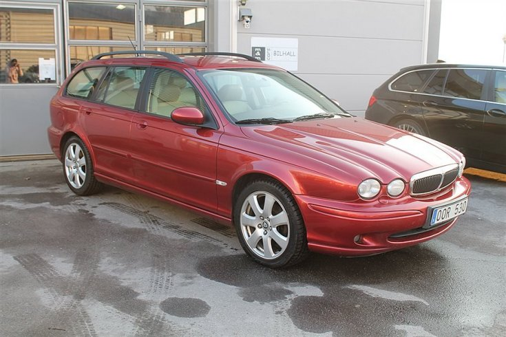 Jaguar X-Type Kombi 2.2 D Kampanjfordon -07