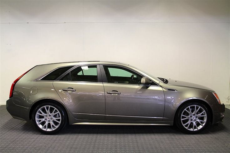 Cadillac CTS 3.6 Sport Luxury Navi Panorama L -11