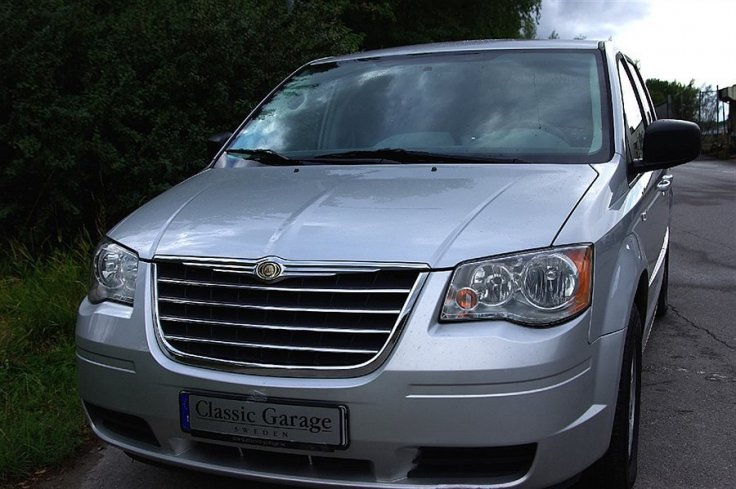 Chrysler Grand Voyager 2,8 CRD Stow´n Go -10