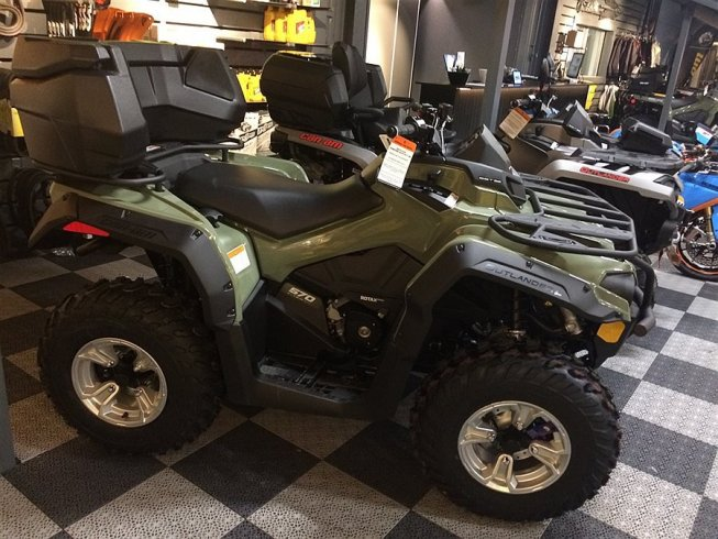 Can-Am Outlander 570 L - 16 -16