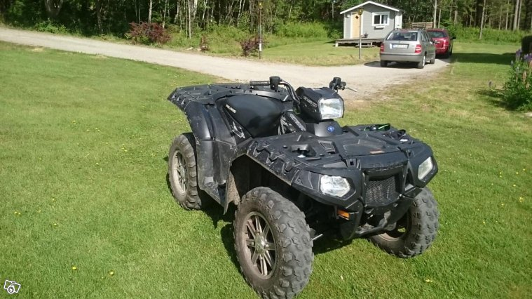 Polaris 850 Sportsman AFI -07