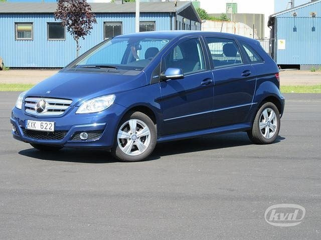 Mercedes-Benz B 180 NGT BlueEfficiency Busine -10