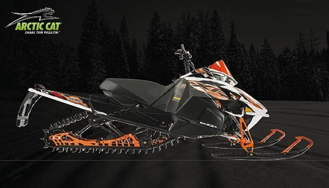 Arctic Cat XF 8000 SP HC *