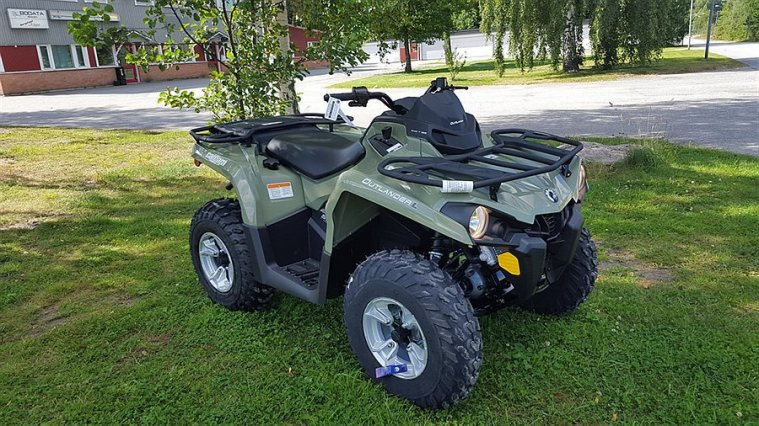 Can-Am Outlander 570 L -16