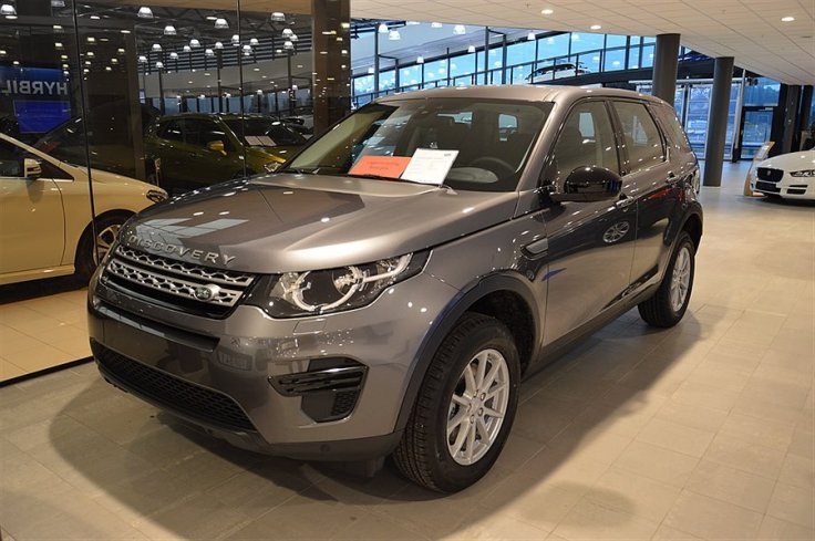 Land Rover Discovery Sport 2,0 D 180 hk -16