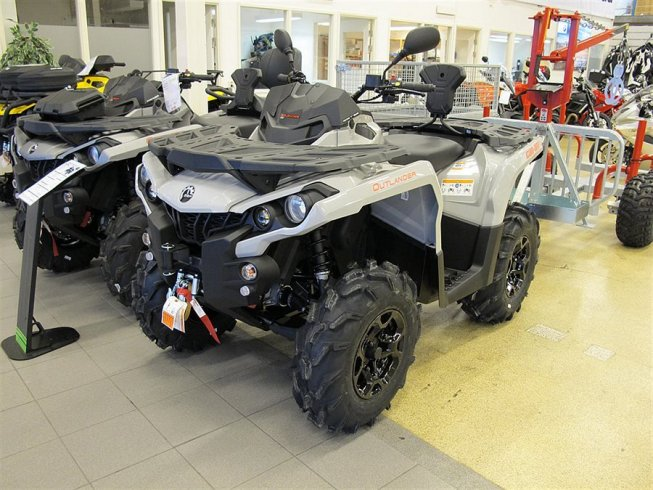 Can-Am Outlander 570 Pro T3 -16