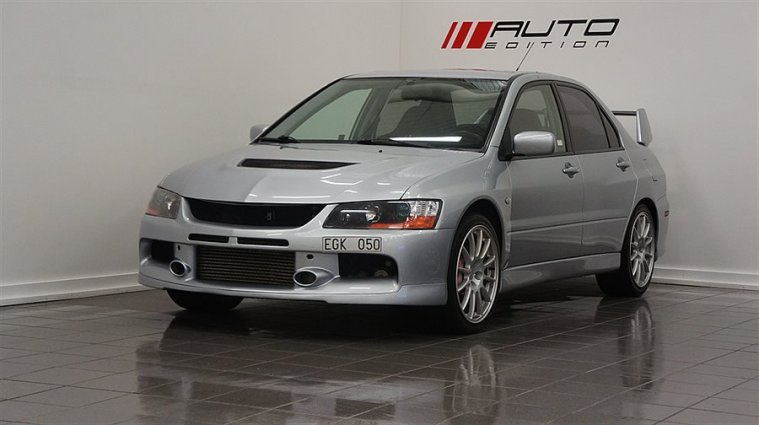Mitsubishi Lancer Evolution IX MR, EVO 9 -06