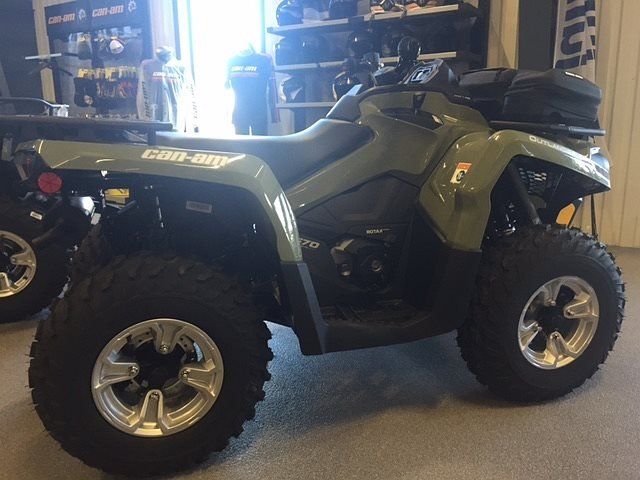 Can-Am OUTLANDER L DPS 570. -16