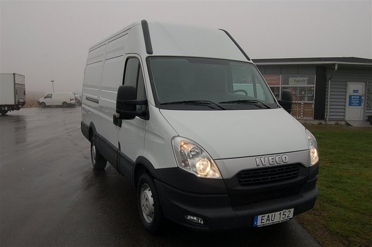 Iveco Daily 130HK AC 35S13 11Kubik Drag -12