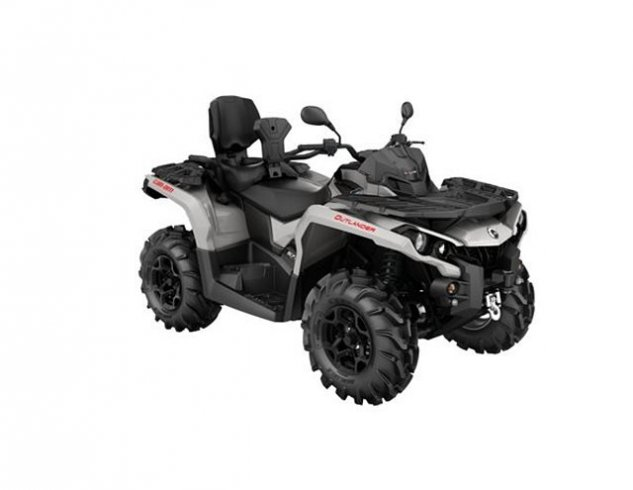 Can-Am Outlander 570 Max Pro T3 -16