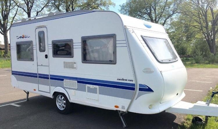 HOBBY 450 UB Excellent Easy 2006