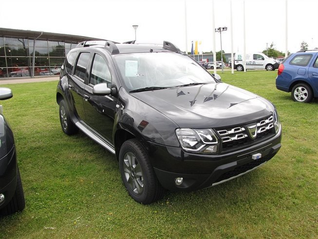 Dacia Duster 4x2 ph II 1,5 dCi Laureate -15