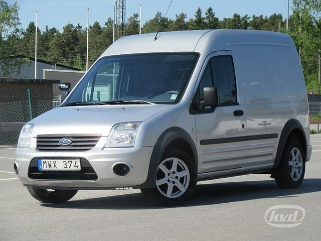 Ford Transit Connect 1.8 TDCi Skåp (90hk) -12