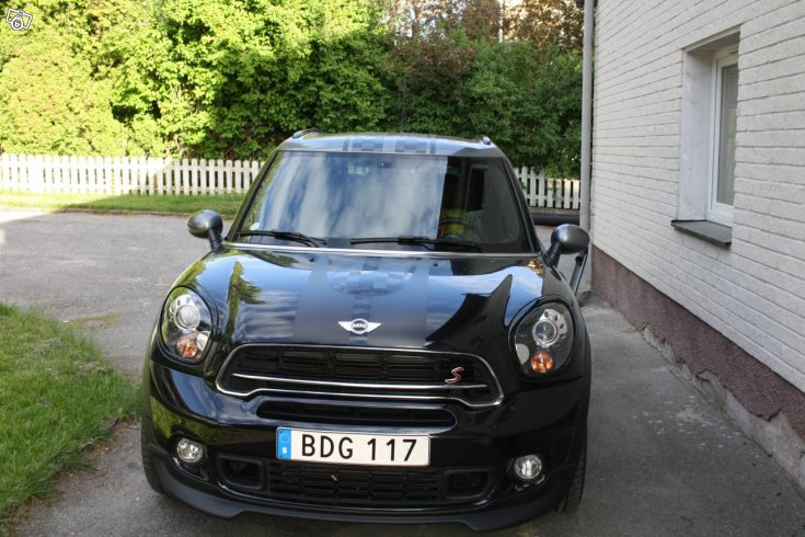 Mini cooper sd all4 countryman fullutrustad -15