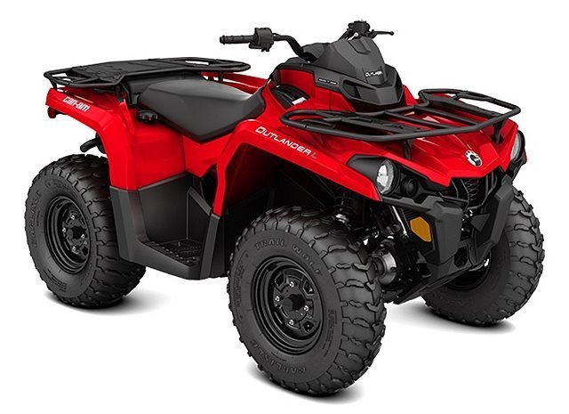 Can-Am Outlander L 450 -16