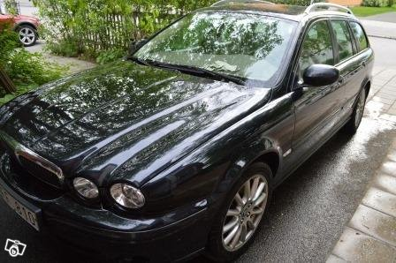 Jaguar x-type 2.0 Estate -05
