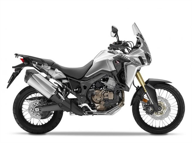 Honda CRF 1000 L Africa Twin ABS -16