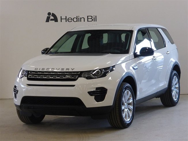 Land Rover Discovery Sport TD4 150hk Business -16