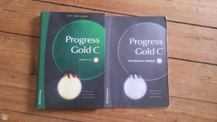 Progress gold C