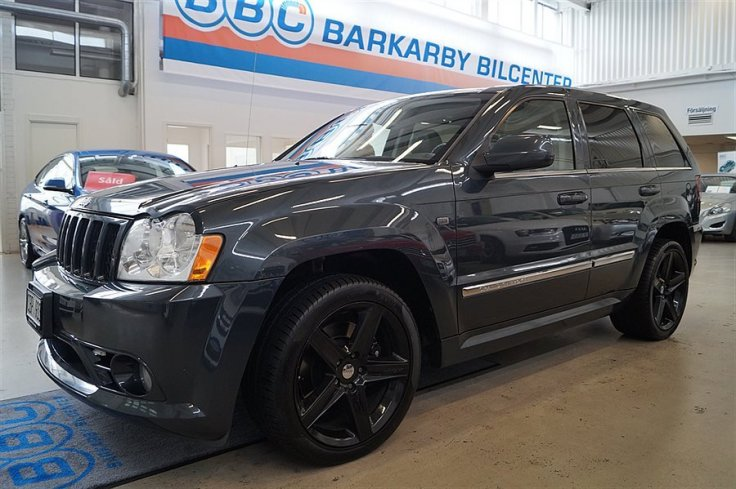 Jeep Grand Cherokee SRT-8 426hk Limited Nybes -07