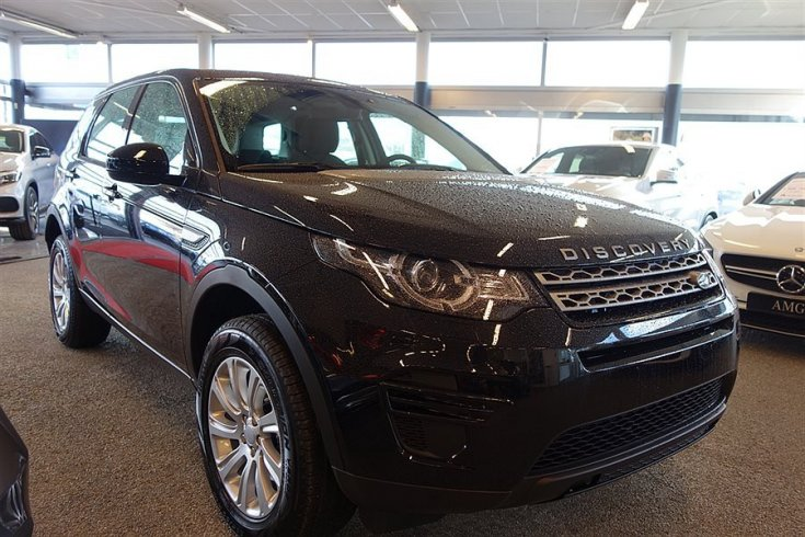 Land Rover Discovery Sport Comfort Edition (1 -16