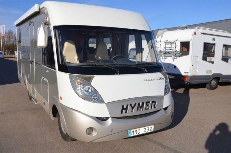 Hymer B 614 CL Exclusive-Line -10