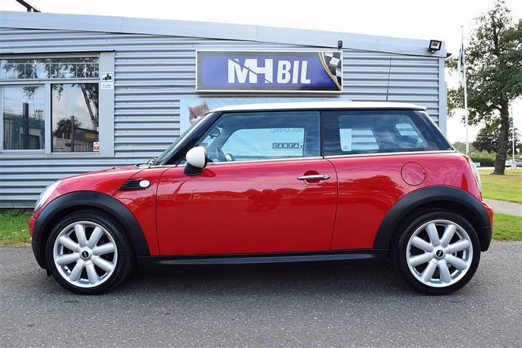 Mini Cooper 1,6 D Chili (109hk) 6-växlad -09