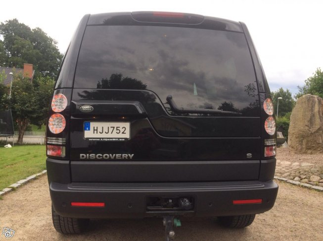 Land Rover Discovery 3,0 tdv6 Business 7-sits -14