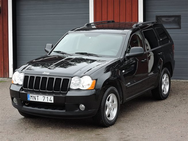 Jeep Grand Cherokee 3,0 CRD 4WD -09