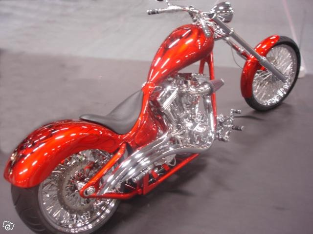Choppern BIG TOY -06