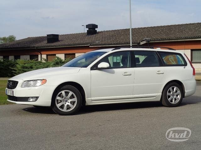 Volvo V70 II 2.0 Bi-fuel Kinetic (Aut+213hk) -14